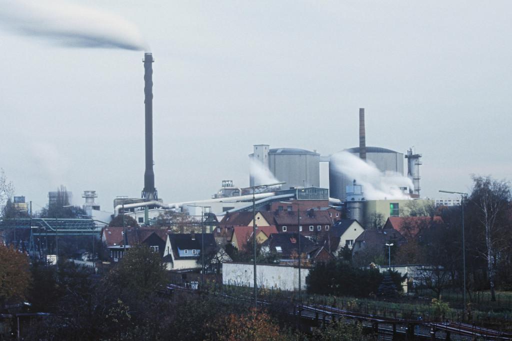 Zuckerfabrik Fallersleben