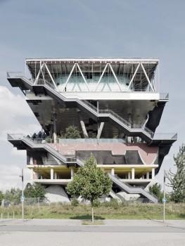 Expo Pavillon der Niederlande
